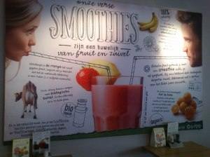 La Place smoothies